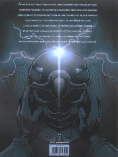 Dos la meute de l'enfer tome 2 - le retour de harith