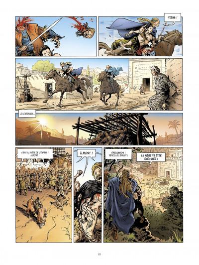 Page 0 la meute de l'enfer tome 2 - le retour de harith