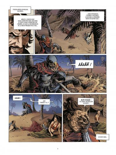 Page 4 la meute de l'enfer tome 2 - le retour de harith