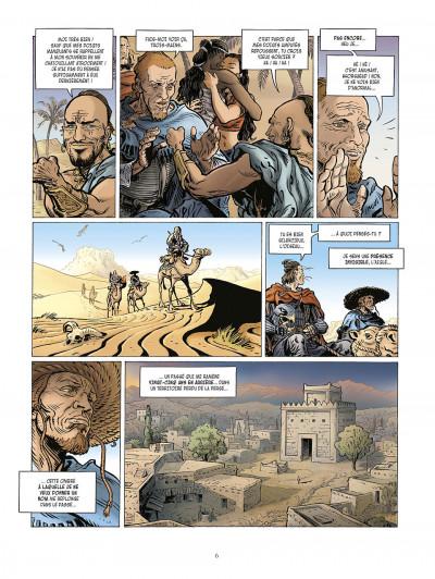 Page 6 la meute de l'enfer tome 2 - le retour de harith