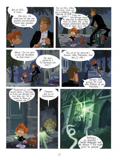 Page 2 gargouilles tome 3 - les gardiens