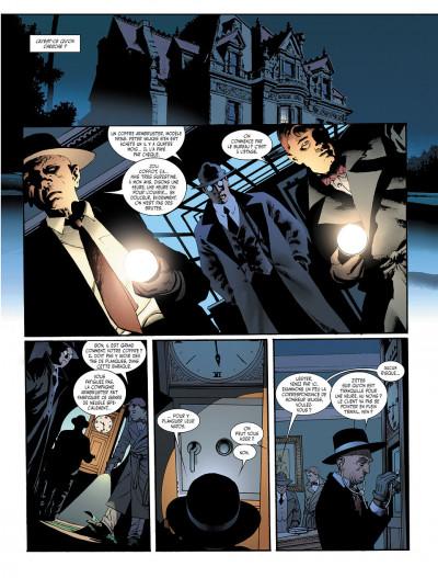 Page 1 je suis légion tome 2 - vlad