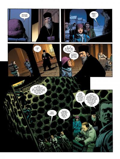 Page 0 je suis légion tome 2 - vlad