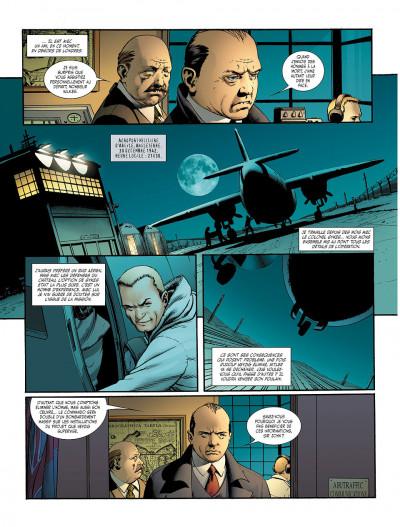 Page 2 je suis légion tome 2 - vlad