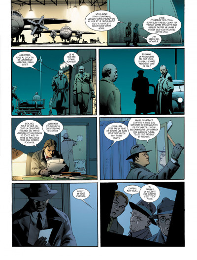 Page 3 je suis légion tome 2 - vlad