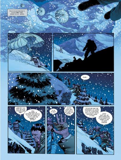 Page 5 je suis légion tome 2 - vlad