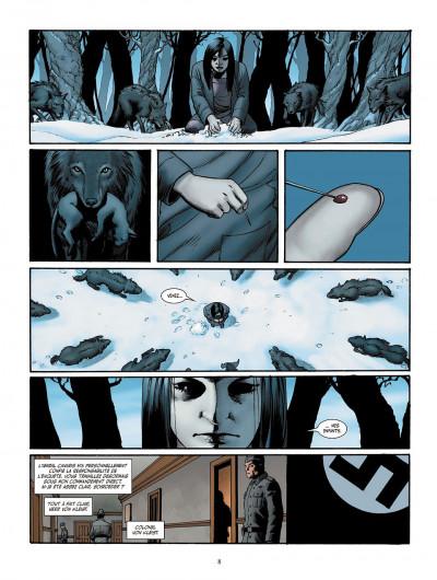 Page 4 je suis légion tome 3 - les trois singes