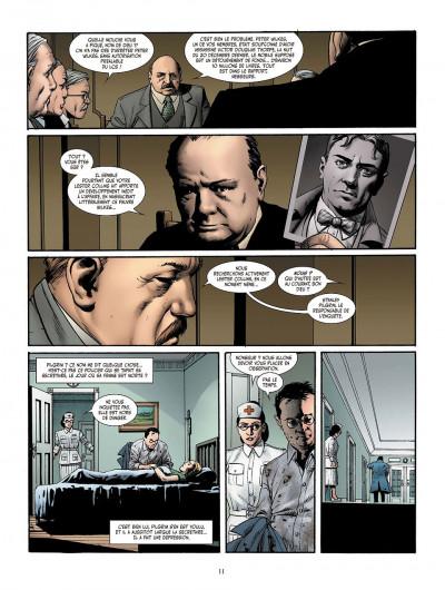 Page 7 je suis légion tome 3 - les trois singes