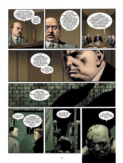 Page 8 je suis légion tome 3 - les trois singes