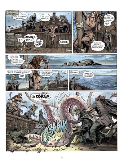 Page 0 Millénaire tome 3