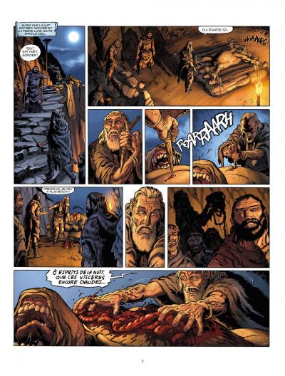 Page 4 Millénaire tome 3