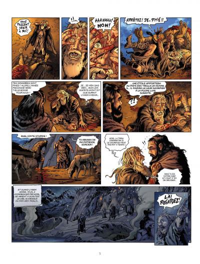 Page 5 Millénaire tome 3
