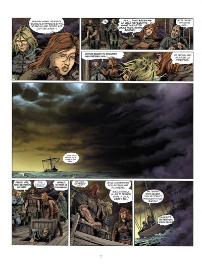 Page 7 Millénaire tome 3