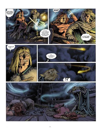 Page 9 Millénaire tome 3