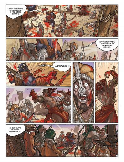 Page 4 sans dieu tome 2 - l'antre de la connaissance