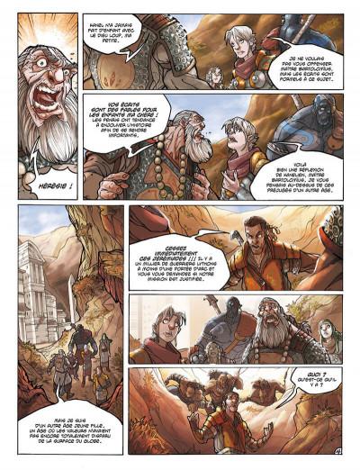 Page 5 sans dieu tome 2 - l'antre de la connaissance