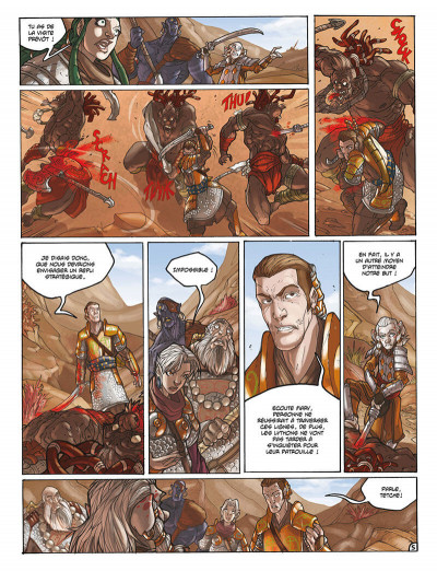 Page 6 sans dieu tome 2 - l'antre de la connaissance