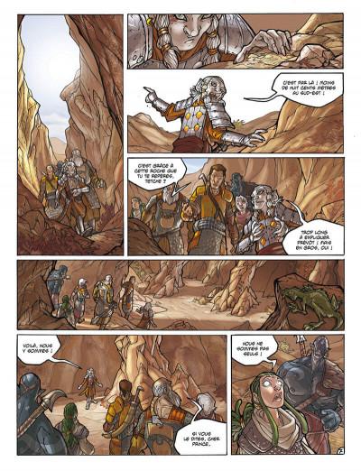 Page 8 sans dieu tome 2 - l'antre de la connaissance