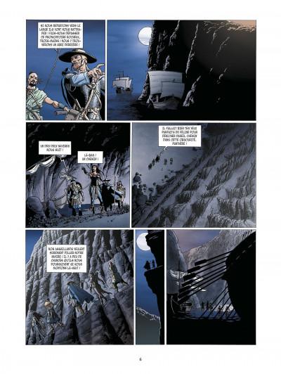 Page 6 la meute de l'enfer tome 3 - le secret de la sybille