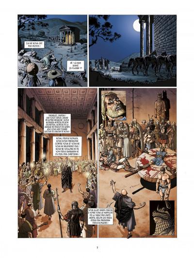 Page 7 la meute de l'enfer tome 3 - le secret de la sybille