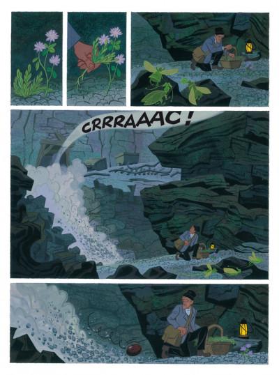 Page 1 Brüssli - L'enfant-dragon - intégrale