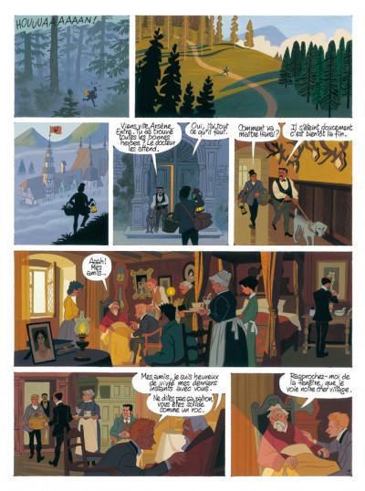 Page 3 Brüssli - L'enfant-dragon - intégrale
