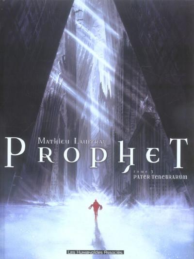 Couverture prophet tome 3 - pater tenebrarum