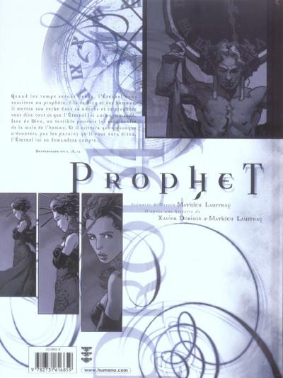 Dos prophet tome 3 - pater tenebrarum
