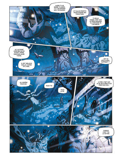 Page 4 ronces tome 2 - fleurs de néon