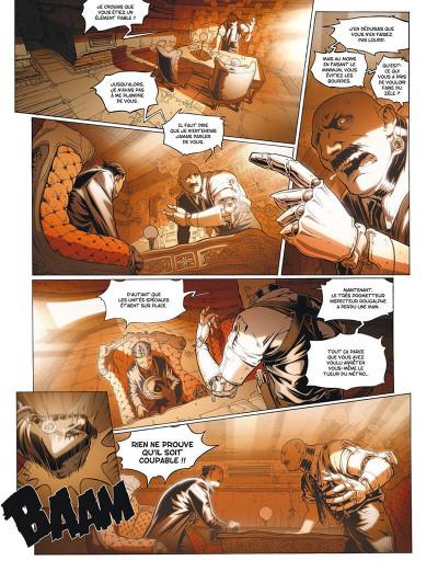Page 6 ronces tome 2 - fleurs de néon