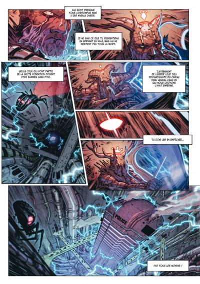 Page 2 Ronces tome 3 - Fondations fanées