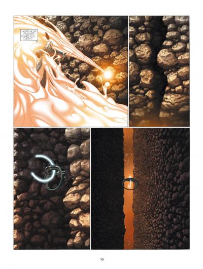 Page 0 les technopères tome 7 - le jeu parfait