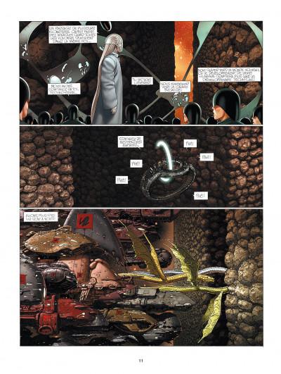 Page 1 les technopères tome 7 - le jeu parfait