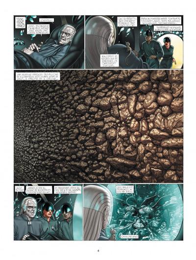 Page 4 les technopères tome 7 - le jeu parfait