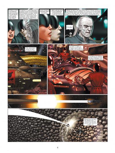 Page 6 les technopères tome 7 - le jeu parfait