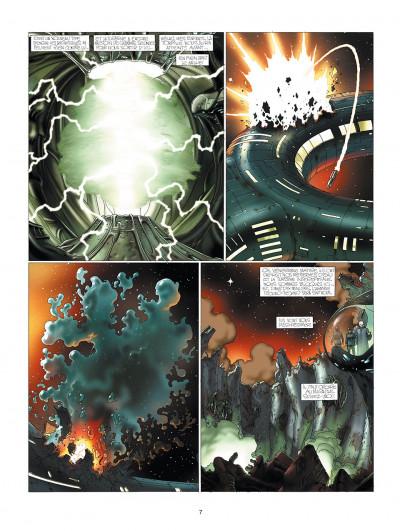 Page 7 les technopères tome 7 - le jeu parfait