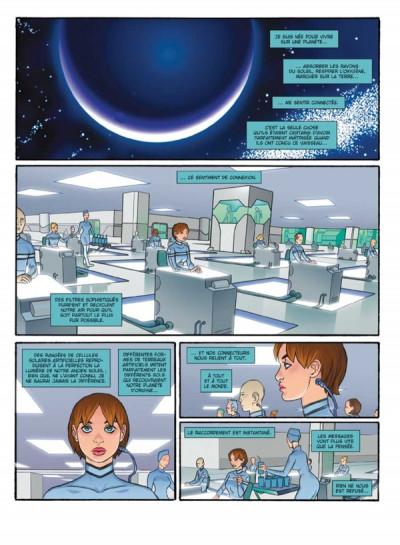 Page 1 L'infini tome 2 - mémoire interdite