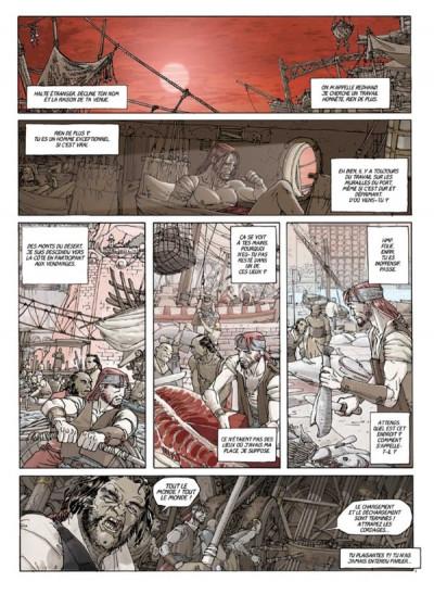 Page 1 redhand tome 2 - l'arme des dieux