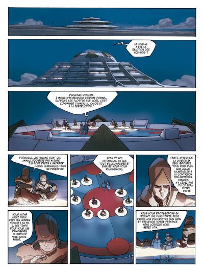 Page 5 l'anneau des 7 mondes tome 3 - les pirates d'héliopolis