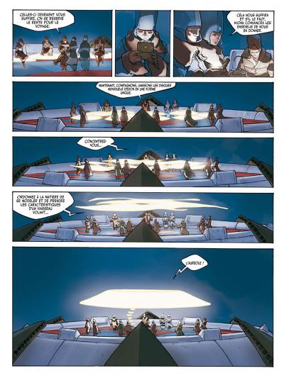 Page 6 l'anneau des 7 mondes tome 3 - les pirates d'héliopolis
