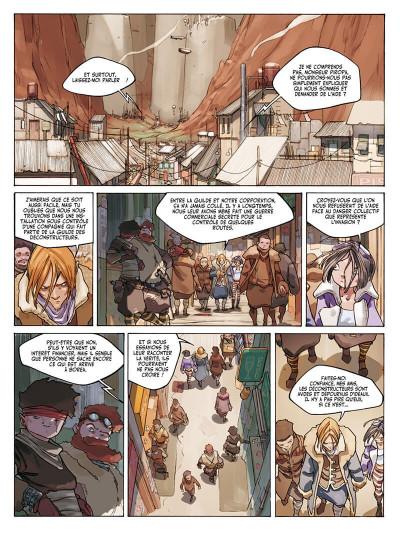 Page 9 l'anneau des 7 mondes tome 3 - les pirates d'héliopolis