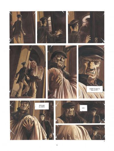Page 4 le réseau bombyce tome 3 - Stigmates