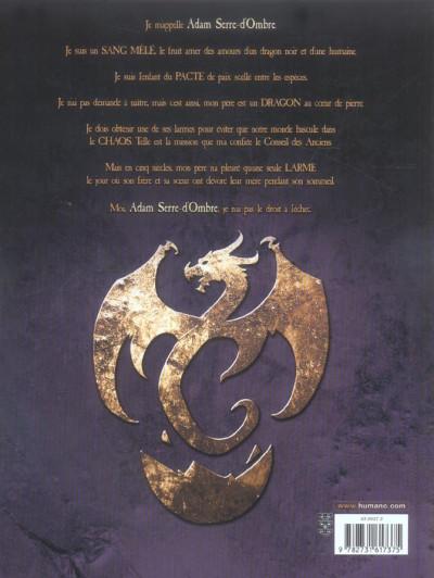Dos dragonseed tome 1 - de cendres et de sang