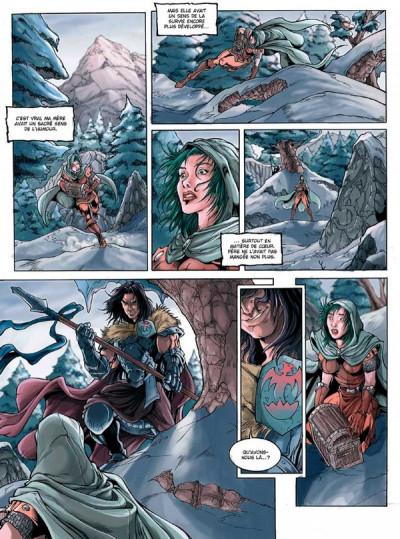Page 1 dragonseed tome 1 - de cendres et de sang