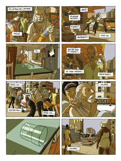 Page 6 l'association des cas particuliers tome 1 - sapiens