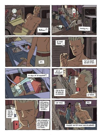 Page 8 l'association des cas particuliers tome 1 - sapiens