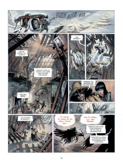 Page 0 la légende des nuées écarlates tome 1 - la ville qui parle au ciel