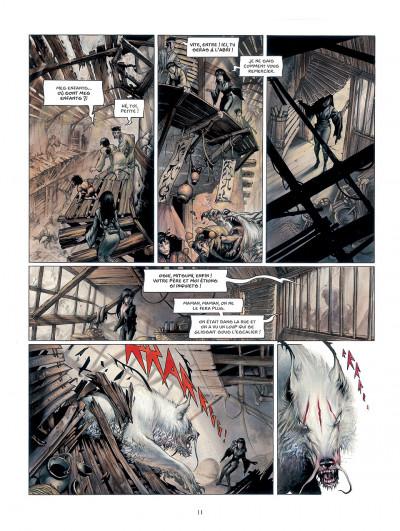 Page 1 la légende des nuées écarlates tome 1 - la ville qui parle au ciel