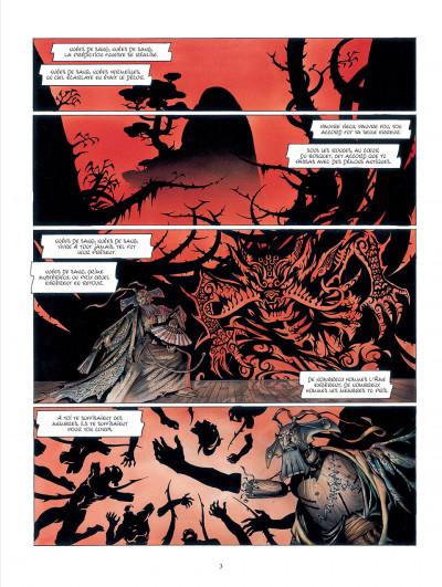 Page 3 la légende des nuées écarlates tome 1 - la ville qui parle au ciel