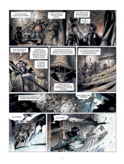 Page 7 la légende des nuées écarlates tome 1 - la ville qui parle au ciel